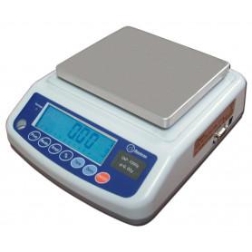 Balance de précision, portée de 300 g à 3000 g, précision de 0.005 g à 0.05 g