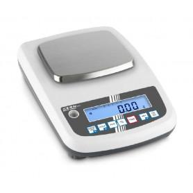 Balance de précision, portée de 120 g à 6 kg, précision de 1 mg à 1 g