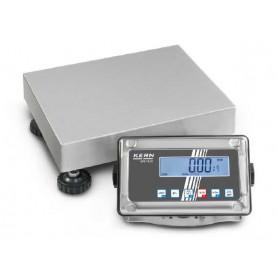 Balance inox avec colonne, portée max. de 6 kg à 300 kg, précision de 2 g à 100 g