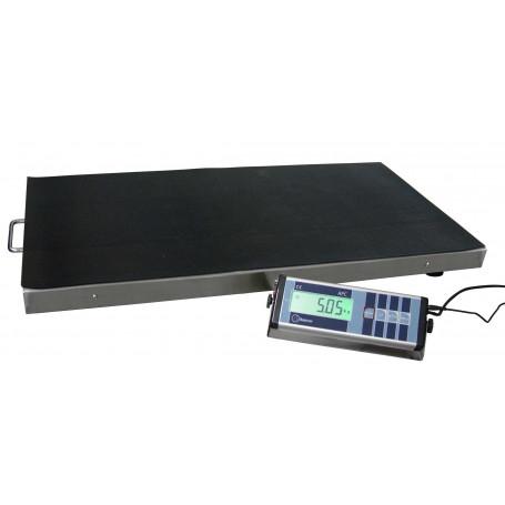 Plateforme modulaire, portée de 150 kg à 300 kg, précision de 50 g à 100 g