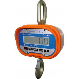 Dynamomètre, portée de 1000 kg à 5000 kg, précision de 500 g à 2000 g
