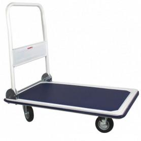 Chariot à dossier pliable, charge 300 kg