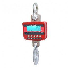 Dynamomètre crochet peseur, portée de 300 kg à 12 tonnes, précision de 0,1 kg à 5 kg