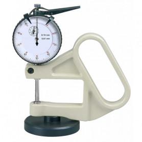 Contrôleur d'épaisseur analogique à main, de 0 à 10 mm