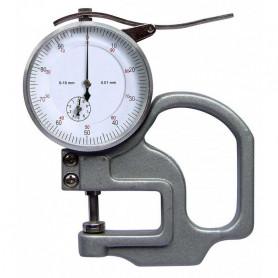 Contrôleur d'épaisseur analogique, de 0 à 10 mm