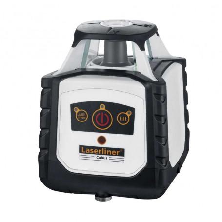 Laser rotatif automatique et robuste
