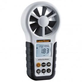 Anémomètre avec capteur intégré, mesure de 0.8 à 30 m/s