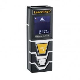 Télémètre laser compact, mesure de 0.2 à 20 m