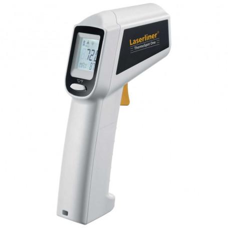 Thermomètre infrarouge sans contact avec laser intégré