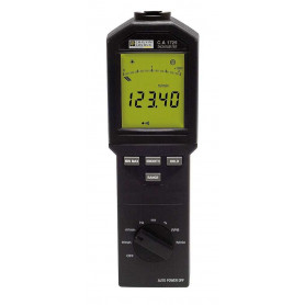 Tachymètre compact pour des mesures avec ou sans contact