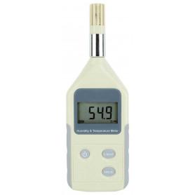 Thermo-hygromètre, mesure de -10 à +50°C, de 10 à 90% RH