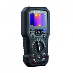 Multimètre infrarouge avec caméra thermique, résolution 19 200 pixels