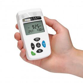 Enregistreur digital de température, humidité et CO2