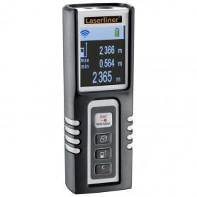 Télémètre laser avec interface Bluetooth, mesure de 0.1 à 50 m