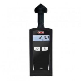 Tachymètre compact avec détecteur optique, mesure jusqu'à 60 000 tr/min