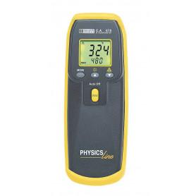 Thermomètre sans contact et thermocouple K, mesure de -20° à +550°C