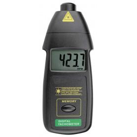 Tachymètre sans contact à visée laser, de 5 à 100 000 tr/min