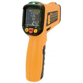 Thermomètre avec et sans contact, mesure de -50° à +800°C