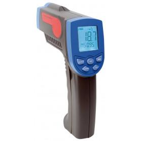 Thermomètre professionnel à visée laser, mesure de -50° à +1050°C