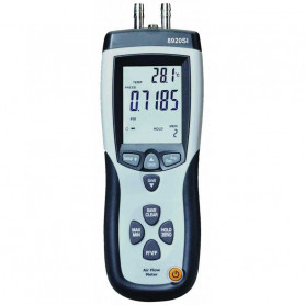 Manomètre différentiel, mesure jusqu'à 50 mbar, précision 0.3%