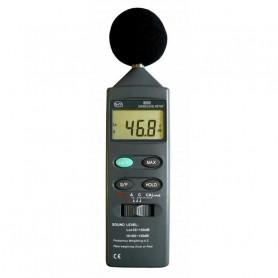 Sonomètre digital Classe 2, mesure de 35 à 130 dB