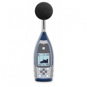 Sonomètre digital professionnel, classe 2, mesure de 0 à 136 dB