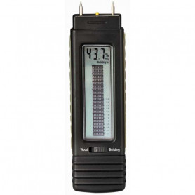 Hygromètre pour matériaux à pointes, de 6 à 44% RH