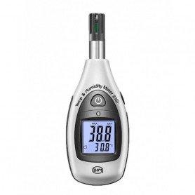 Thermo-hygromètre digital de poche, de 0 à 100% RH