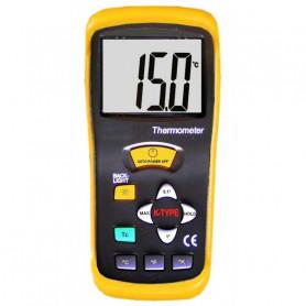 Thermomètre type K universel avec Sonde filaire, de -50° à +1300°C