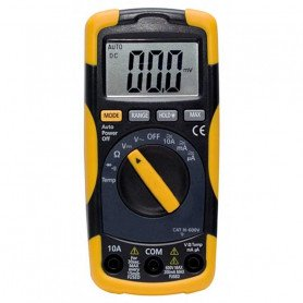 Multimètre digital avec calibre automatique