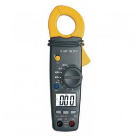 Pince ampèremétrique jusqu'à 400A, détection de tension sans contact