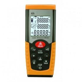 Télèmètre laser, mesure de 0.05 m à 60 m