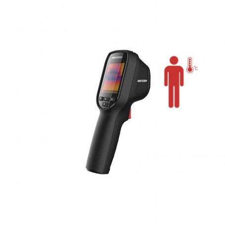 Caméra thermique pour la détection de fièvre, de +30°C à +45°C