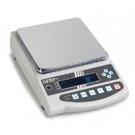 Balance de précision, portée max. de 620 g à 4200 g, précision de 1 mg à 0.1 g