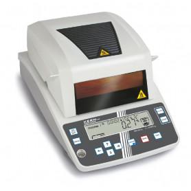 Dessiccateur, portée max. 60 g, précision 0,001 g
