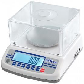 Balance de laboratoire ABDPRO, portée 600g et précision 0.01g