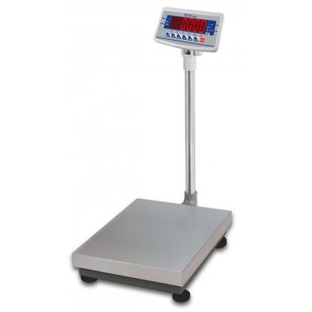 Pèse-colis ABDPRO, portée de 30 à 150 kg, précision de 2g à 10g