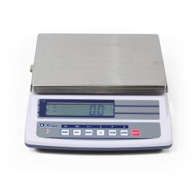 Balance compacte poids seul, portée de 6kg à 30kg, précision 0.2g à 1g
