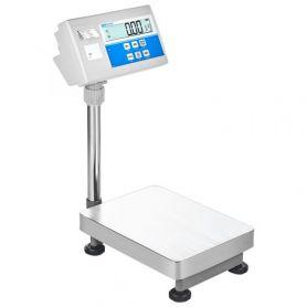 Pèse colis étiquetteuse BKT, portée de 8 à 600 kg, précision de 0,1g à 50 g