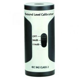 Calibrateur pour les sonomètres IHM 94dB et 114dB