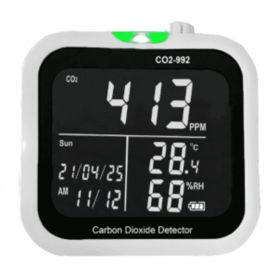Détecteur de CO2 compact avec alarme